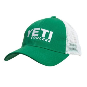 YETI Traditional Green Trucker Hat
