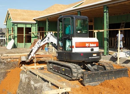 Bobcat E50 Excavator w/ Thumb (2 Units Available)