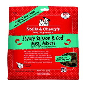 Stella & Chewy's® Salmon and Cod™ Meal Mixers