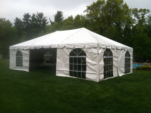 20 X 30 Frame Tent Westville Grand Rental Station