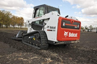 Bobcat T-550 Skid Steer Loader