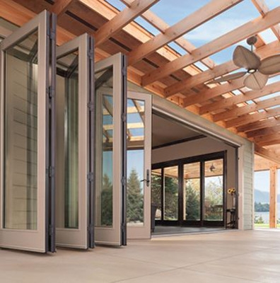 Andersen Outswing Folding Patio Door