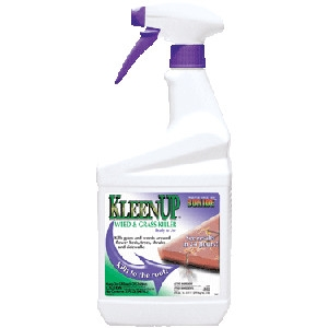 Bonide KleenUp Weed & Grass Killer, Ready to Use Spray