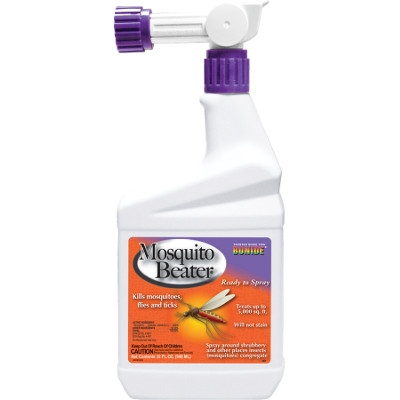 Bonide Ready to Spray Mosquito Beater, 1 QT