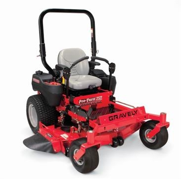 Gravely Mower Rentals