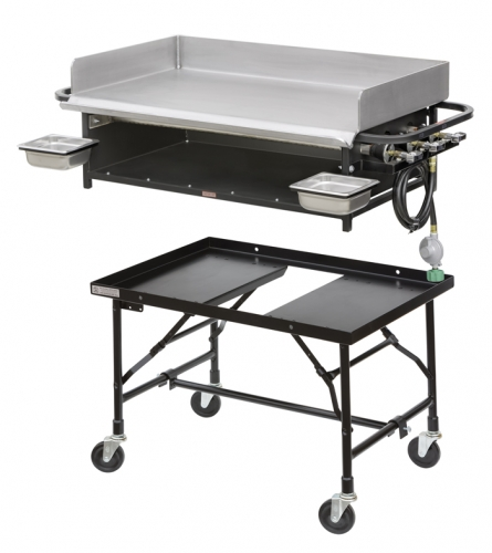 Griddle W/ Stand-3'