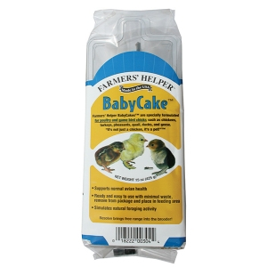 Farmer's Helper BabyCake Chick Treat