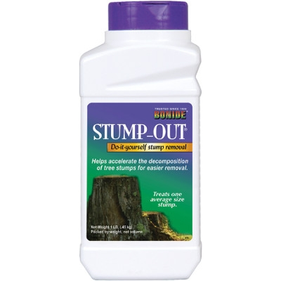 Bonide Stump Out Granules, 1 lb