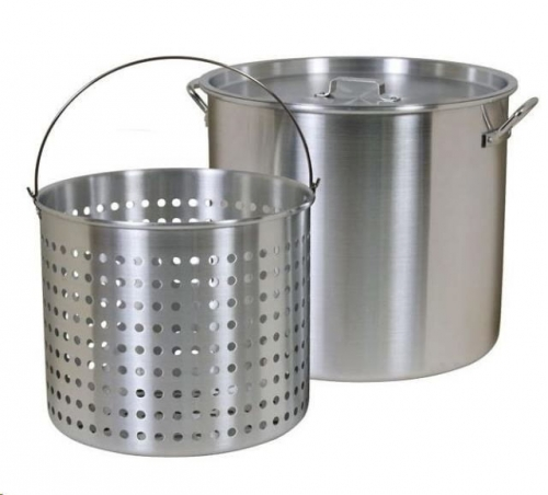 80 Quart Stock Pot