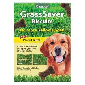 GrassSaver® Biscuits With Tasty Peanut Butter
