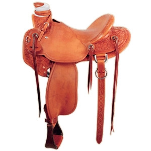 Lady Wade / Wade Lite McCall Saddle