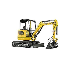 CAT 302.7D CR Mini Hydraulic Excavator