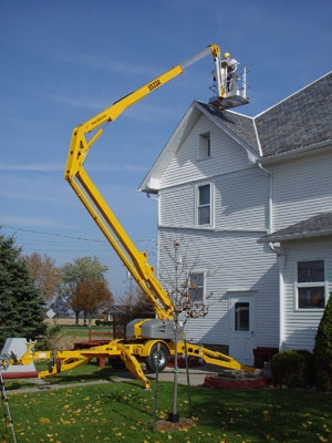 55' Towable Boom Lift (2 Avaliable)