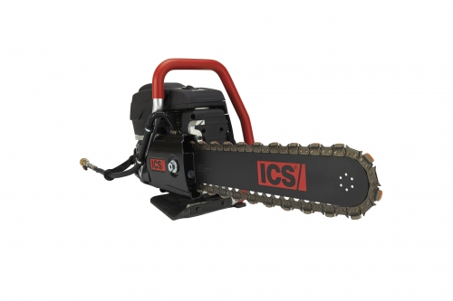 Concrete Chain Saw 14in. Bar with Diamond Chain