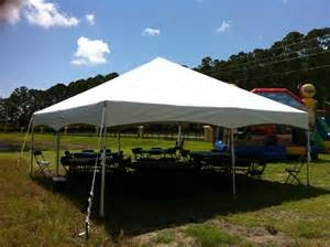 20 x 20 Canopy Tent
