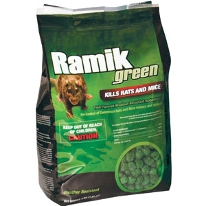 Ramik® Green Mouse and Rat Nuggets Resealable Pouches