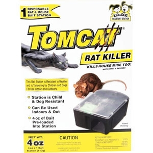 Tomcat Rat Killer II
