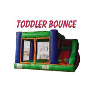 Inflatable Toddler Bounce