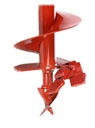 General Equipment 6 Inch Auger