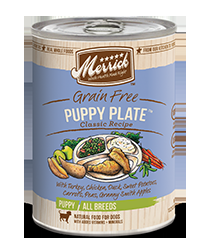Merrick Puppy Plate Can Dog 12/13.2 oz.