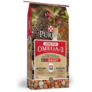 Purina Layena® Plus Omega-3