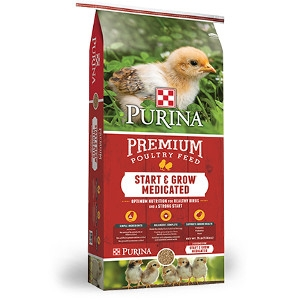 Purina Start & Grow® AMP .0125