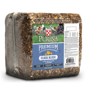 Purina Flock Block