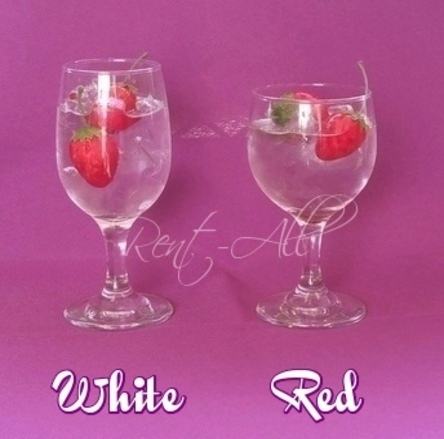 Glassware White Wine 8 oz.