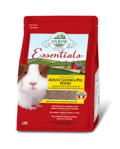 Oxbow Essentials - Adult Guinea Pig 5lb