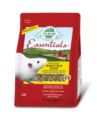 Oxbow Essentials - Rat Food 3lb