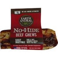 Earth Animal No Hide Beef Chews Dog Treats