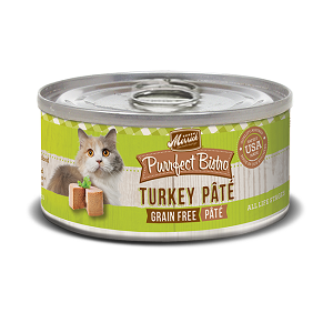 Purrfect Bistro Turkey Pâté 5.5 oz Cat