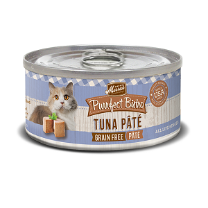 Merrick Purrfect Bistro Tuna Pâté Canned Cat Food