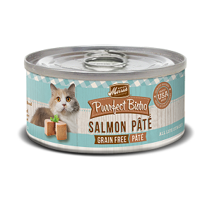 Purrfect Bistro Salmon Pâté 5.5 oz Cat