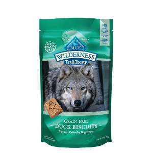 BLUE Wilderness Trail Treats® Duck Biscuits