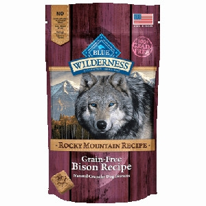 BLUE Wilderness® Rocky Mountain Recipe™ Bison Biscuits