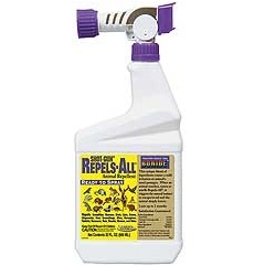 Bonide Shot-gun Repels-all Repellent Rts 1qt