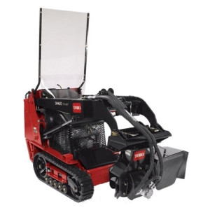 Dingo Stump Grinder Attachment