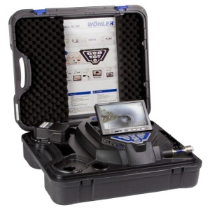 Wohler Visual Inspection Sewer Camera