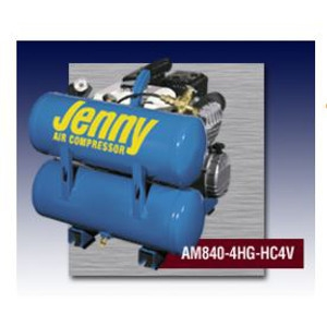 Gas Powered Air Compressor