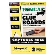 Tomcat® Prebaited Glue Board Mouse Traps