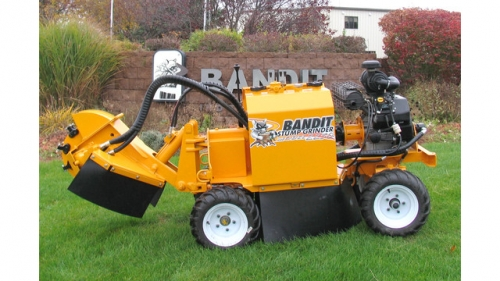 Stump Grinder 27hp self propelled