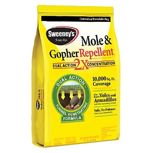 Sweeney's Mole & Gopher Granular Repellent 10 Pound
