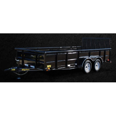 70TV Tandem Axle Vanguard Trailer
