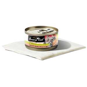 Fussie Cat® Tuna with Prawns Cat Food