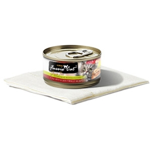 Fussie Cat® Tuna with Salmon Cat Food