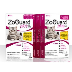 ZoGuard PLus: For Cats & Kittens