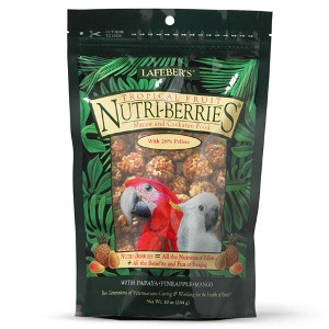 Tropical Fruit Nutri-Berries Bird Food