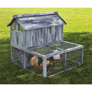 Midwest Homes for Pets Hen Haven Chicken Coop