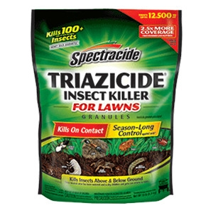 Spectracide Triazicide Insect Killer For Lawns Granules 10 Pound